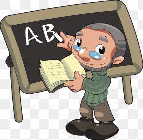 Teacher - Teacher Job Clip Art PNG