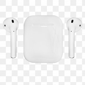 Airpods Apple - AirPods Transparency Apple Clip Art PNG