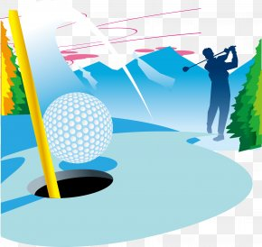 Golf - Golf Club Ball PNG