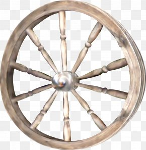 Silver Wheel Material Free To Pull - Wheel Material Silver Gratis PNG