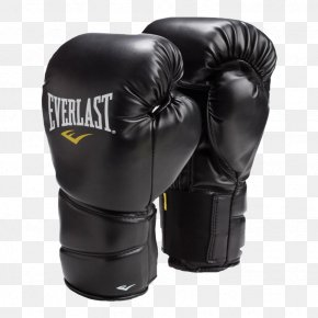 Boxing Gloves - Boxing Glove Everlast Punching & Training Bags PNG