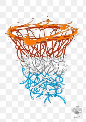 Fashion Design Sense Of Basketball Net - Fashion PNG