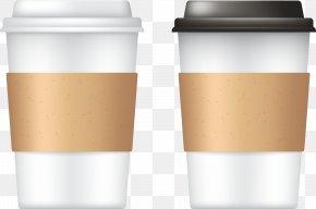 Yellowish Brown Coffee Cup Tea Cup - Irish Coffee Coffee Cup Take-out PNG