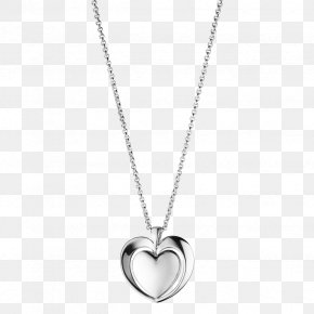 Pendant Image - Locket Necklace Chain Body Piercing Jewellery PNG