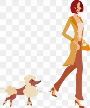 Fashion Woman Silhouette - White-collar Worker Illustration PNG