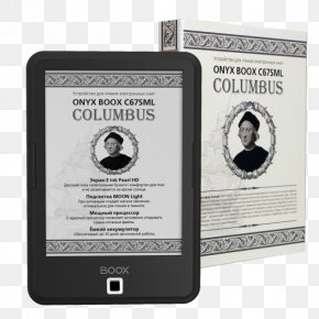 Book - Boox Sony Reader E-Readers Book Electronic Paper PNG