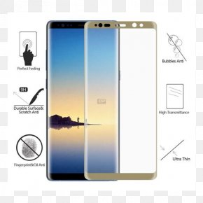 Samsung - Samsung Galaxy Note 8 IPhone Android Smartphone PNG