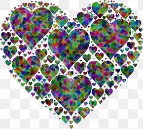 Visual Arts Heart - Heart Pattern Heart Visual Arts PNG
