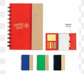 Notebook - Post-it Note Paper Notebook Pen PNG