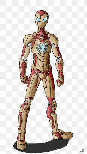 Iron Spiderman Transparent Image - Spider-Man Iron Man Gwen Stacy Mary Jane Watson Felicia Hardy PNG
