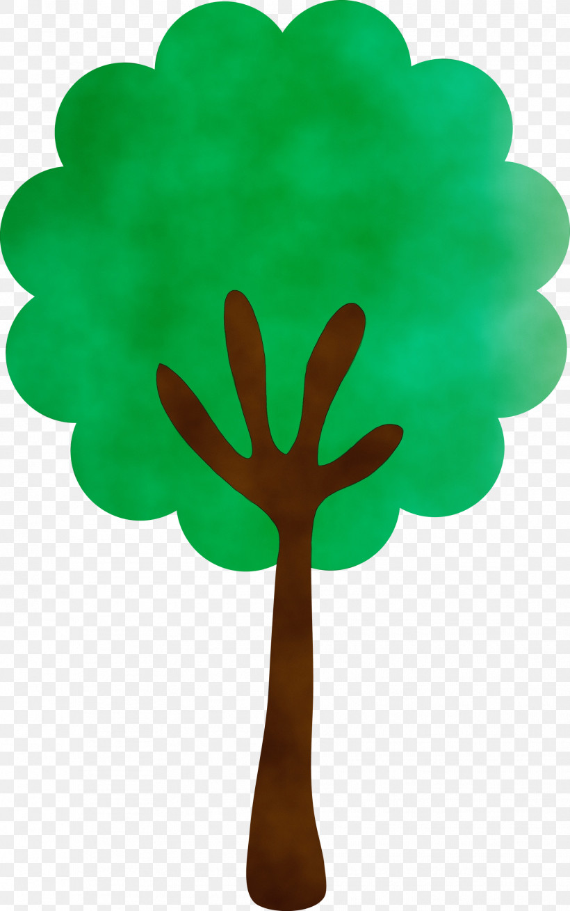 Green Leaf Tree Plant Symbol, PNG, 1879x3000px, Watercolor, Gesture, Green, Hand, Leaf Download Free