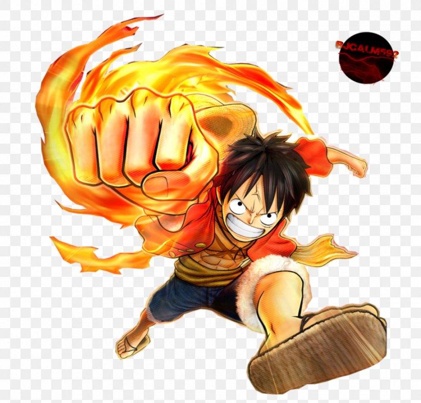 One Piece: Pirate Warriors 2 Monkey D. Luffy Roronoa Zoro Usopp Nami, PNG, 912x875px, Watercolor, Cartoon, Flower, Frame, Heart Download Free