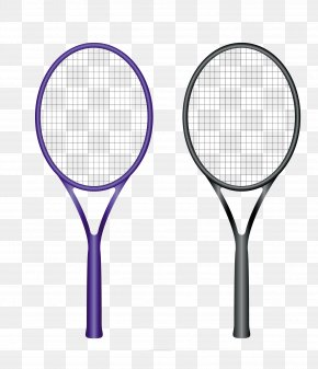 Sports Equipment - Racket Tennis Badminton Ball Rakieta Tenisowa PNG
