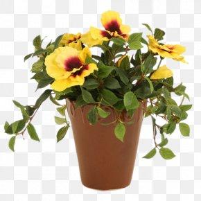 Flower - Flowerpot Crock PNG