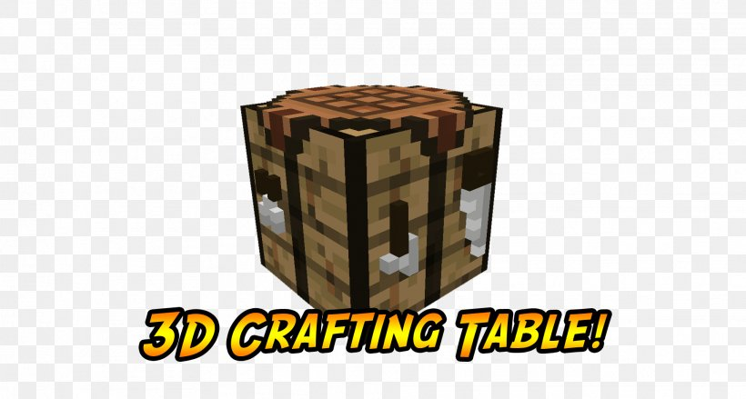 Minecraft Crafting Table Pixel Art Png 1916x1028px 3d
