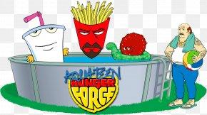 Aqua Teen Hunger Force - Carl Brutananadilewski Television Show Adult Swim PNG