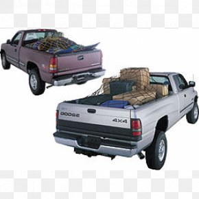 Pick Up - Pickup Truck Cargo Net Bed PNG