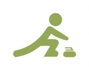Curling Cliparts - Curling At The Winter Olympics 2014 Winter Olympics Clip Art PNG