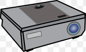 Movie Projector - Movie Projector Overhead Projector Clip Art PNG