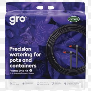 Drip - Drip Irrigation Controller Scotts Miracle-Gro Company Garden PNG
