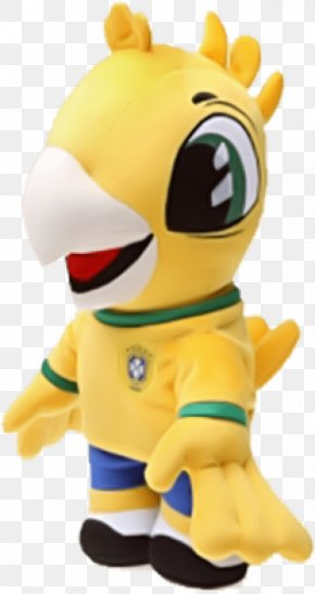 Canarinho - Brazil National Football Team Mascot Canarinho Brazilian Football Confederation Stuffed Animals & Cuddly Toys PNG