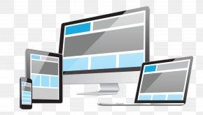 Web Design - Responsive Web Design Web Development Handheld Devices PNG