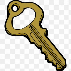 Pictures Of Key - Key Clip Art PNG