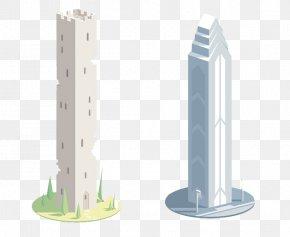 Skyscrapers PNG