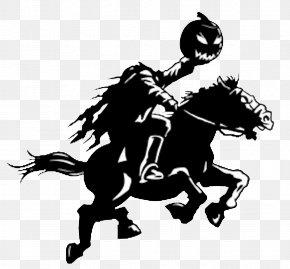 Headless Horseman - The Legend Of Sleepy Hollow The Headless Horseman Pursuing Ichabod Crane The Headless Horseman Pursuing Ichabod Crane Clip Art PNG