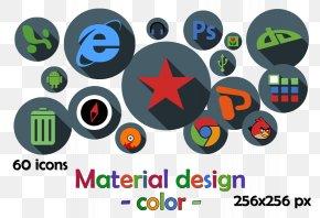 Design - Material Design Metro PNG