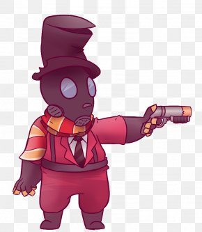 Pyro - Team Fortress 2 Fan Art Drawing Loadout Game PNG