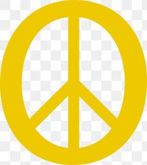 Peace Symbol Clipart - Peace Symbols Love Heart Clip Art PNG