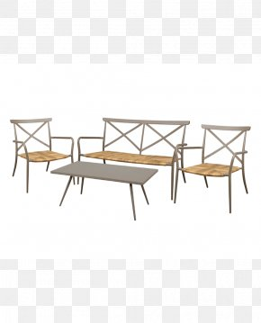 Coffee Table - Table Garden Furniture Couch Rattan PNG
