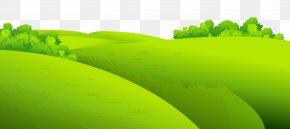 Green Grass Ground Clip Art - Download Clip Art PNG