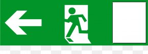 Exit Signs Pictures - Emergency Exit Exit Sign Fire Escape PNG