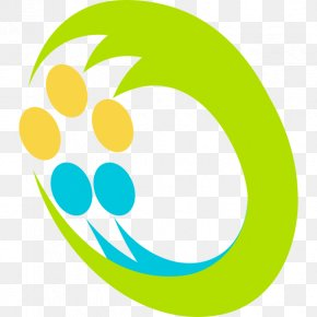 Circle - Circle Leaf Logo Clip Art PNG