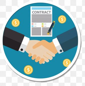 Business Partner Icon - Contract Negotiation Company Integrated Project Delivery Partnership PNG