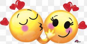 Valentine's Day Promotions - Emoticon Valentine's Day Emoji Smiley Heart PNG