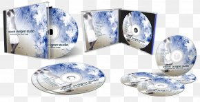 Environmental Album Design - Blu-ray Disc Cover Art Album Cover Optical Disc Packaging Compact Disc PNG