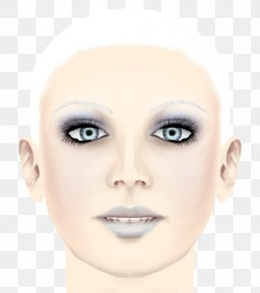 Nose - Eyelash Extensions Cheek Chin Eyebrow Forehead PNG