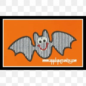 Cute Bat Plushie Pattern To Make - Design Embroidery Logo Sconce Guarda, Portugal PNG