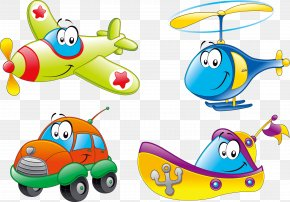 Transportation - Mode Of Transport Cartoon Helicopter PNG