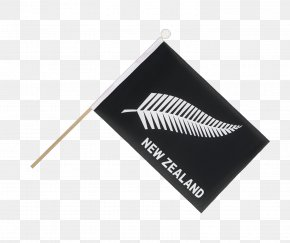 Flag - New Zealand National Rugby Union Team Flag Of New Zealand Fahne PNG