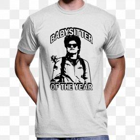 T-shirt - T-shirt Hoodie Negan Daryl Dixon PNG