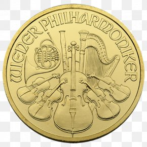 Gold - Canadian Gold Maple Leaf Gold Coin Precious Metal Bullion Coin PNG