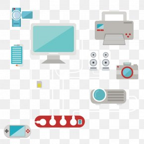 Vector Computer Store Photography - Graphic Design Photography Download PNG