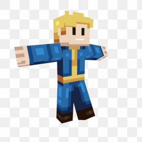 Minecraft - Minecraft: Pocket Edition Fallout 4 Mod Pixel Art PNG