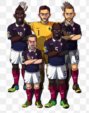 Cartoon World Cup Football Players - 2014 FIFA World Cup Brazil National Football Team Spain National Football Team Football Player PNG