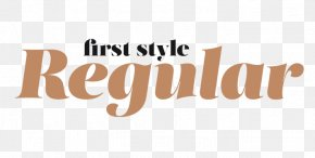 Fancy Fonts - Font Logo Open-source Unicode Typefaces Typography PNG