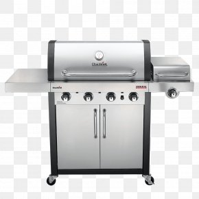 Barbecue - Barbecue Char-Broil TRU-Infrared 463633316 Grilling Char-Broil Performance 4 Burner Gas Grill PNG